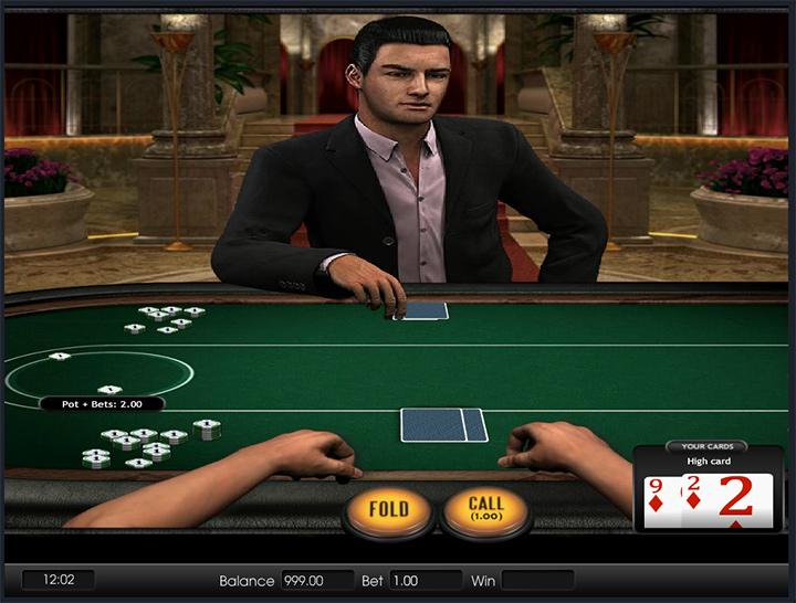 Blackjack game at Betspin casino - screenshot.