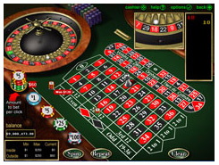 free online roulette bodog