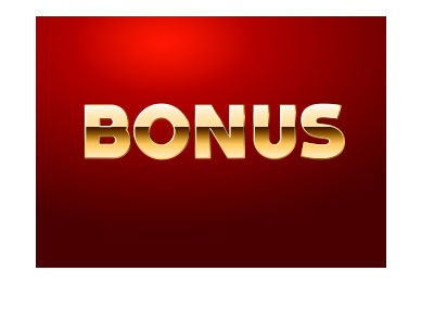 Always ask if there is a bonus offer at the online casino.