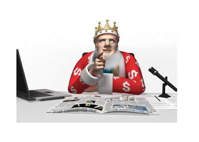 The Roulette King is sitting at the office.  The topic of conversation is getting rich playing the game.  Is it possible?