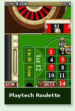 playtech mobile roulette game