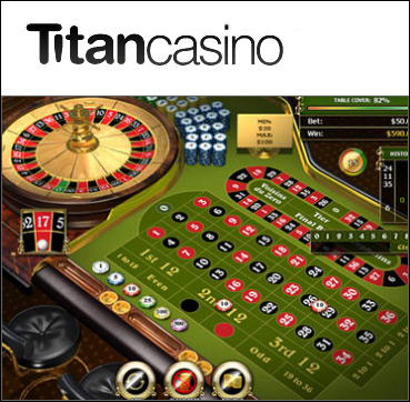 Roulette Pro game by Playtech branded for Titan Casino - Click to Play