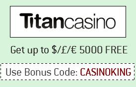 titan casino bonus code 2017