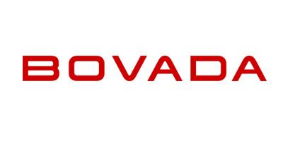 Bovada Sportsbook and Casino logo - White background.