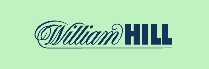 The famous William Hill logo.  A true classic.